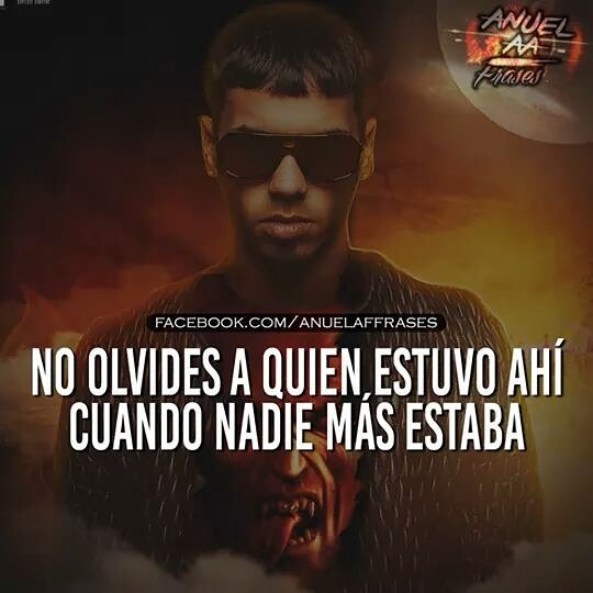 Frases Anuel Aa On Twitter Free Anuel Aa