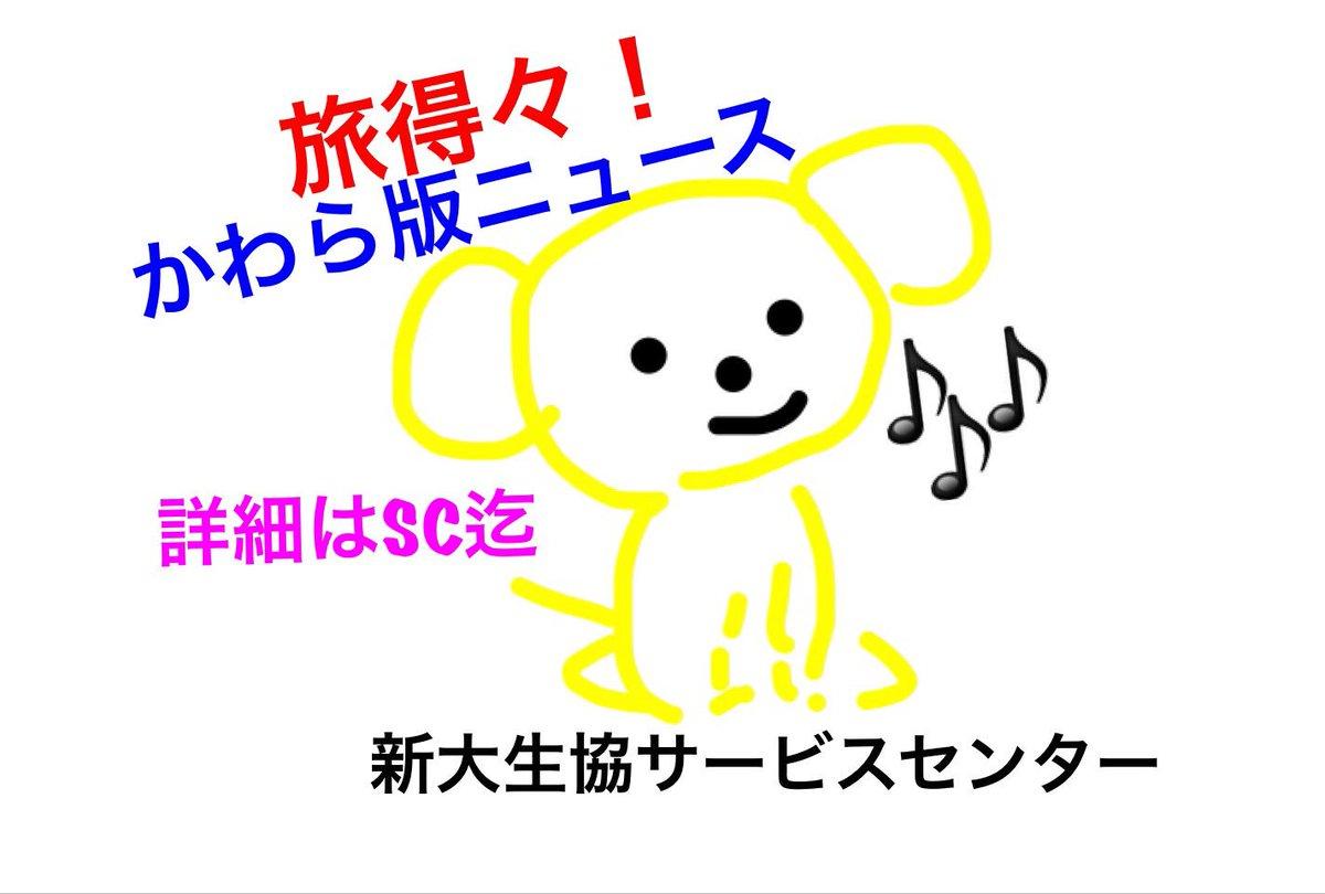 """亀さん@新潟大学生協サービスセンターsc on twitter: """"東京"""