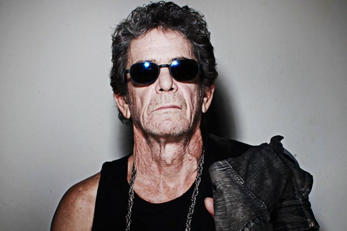 Happy birthday, Lou Reed!