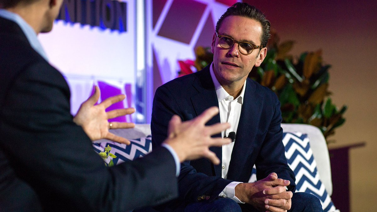 "Fox CEO James Murdoch says he worries term ""fake news"" is being co-opted by politicians to dismiss tough coverage https://t.co/31qrmozpQ6"