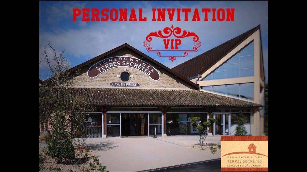 @winesandlove invitation officielle pour venir #déguster les #vins du #maconnais des #VigneronsdesTerresSecretes<br>http://pic.twitter.com/4nkz8wEsz6