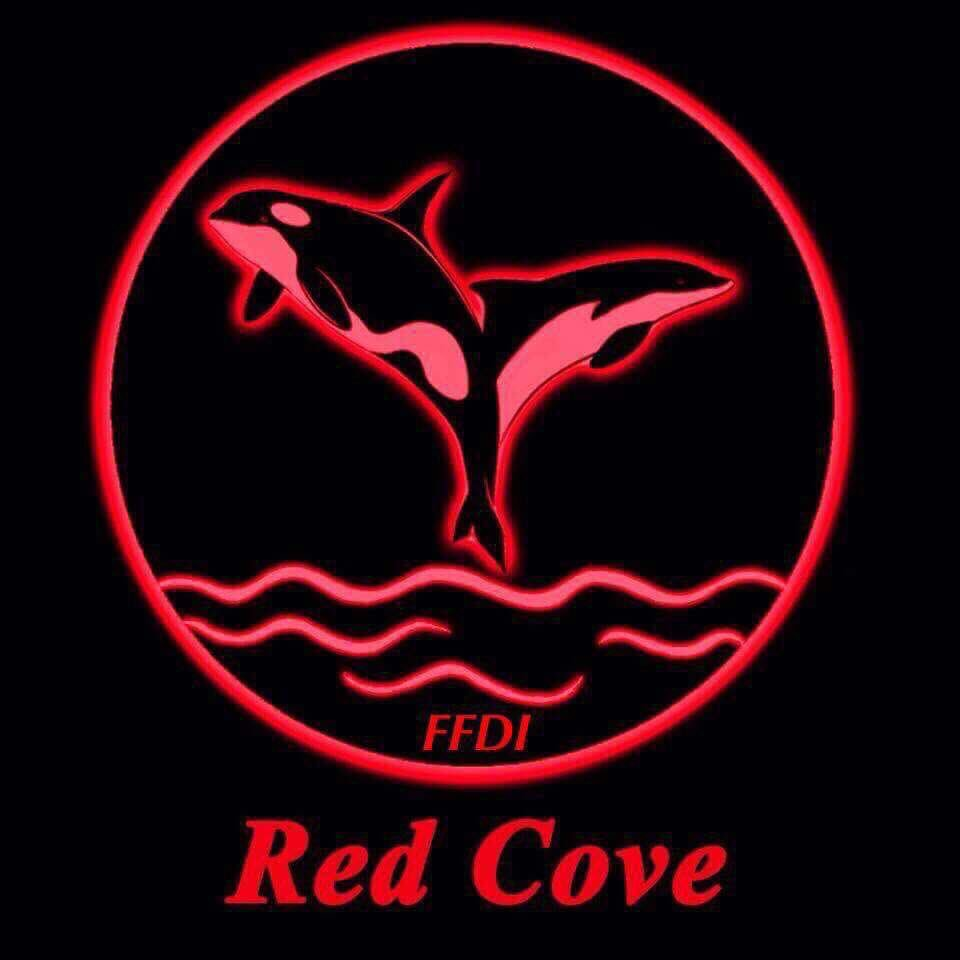 Red Cove! 20 Pacific White Sided Dolphins have been taken for the captivity industry #redcove #taiji #dolphins <br>http://pic.twitter.com/8k8SLAMIUw