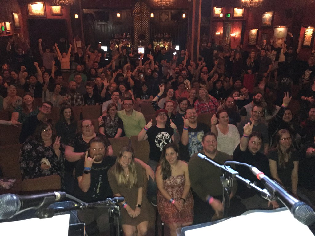 Thank you Houston! Y'all stole our hearts and rocked our world!
