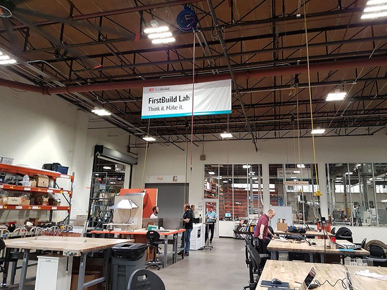 How developers can use FirstBuild to design products for GE Appliances