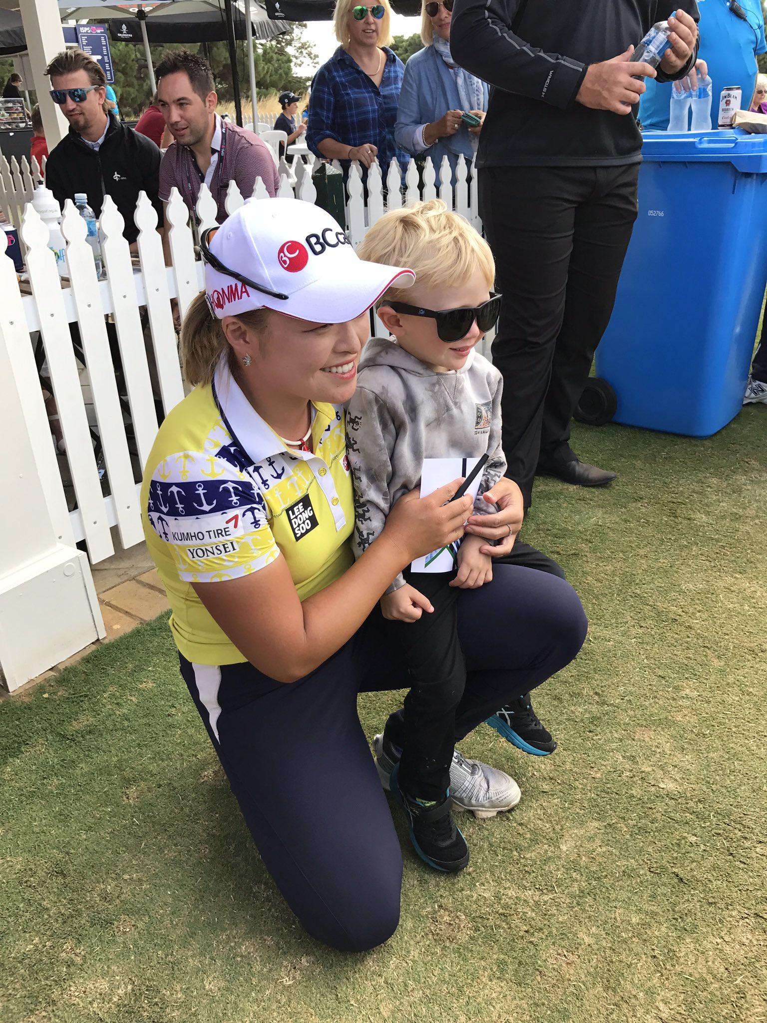 Thumbnail for Social Recap - ISPS Handa Women's Australian Open