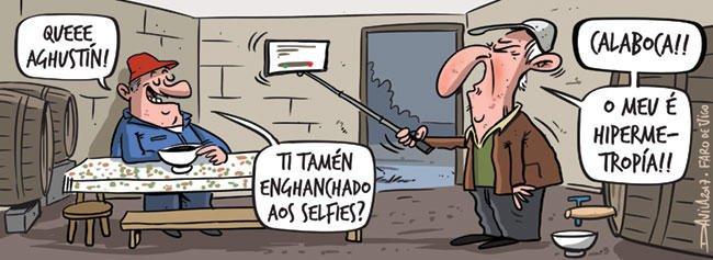 #FelizDomingo Los usos del palo selfie según @OBichero  Más #Humor 👉 h...