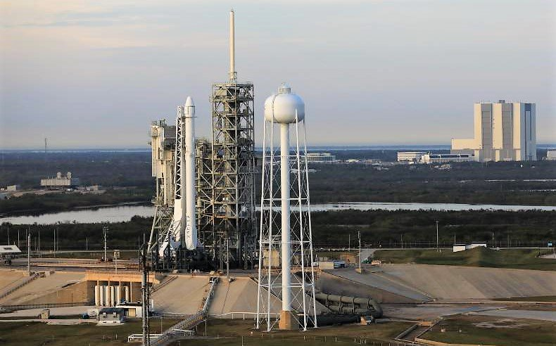 .@SpaceX and @NASA are gearing up for potential #Falcon9 launch attempt from historic Pad 39A. Watch live coverage: https://t.co/QlBTpyuYLB