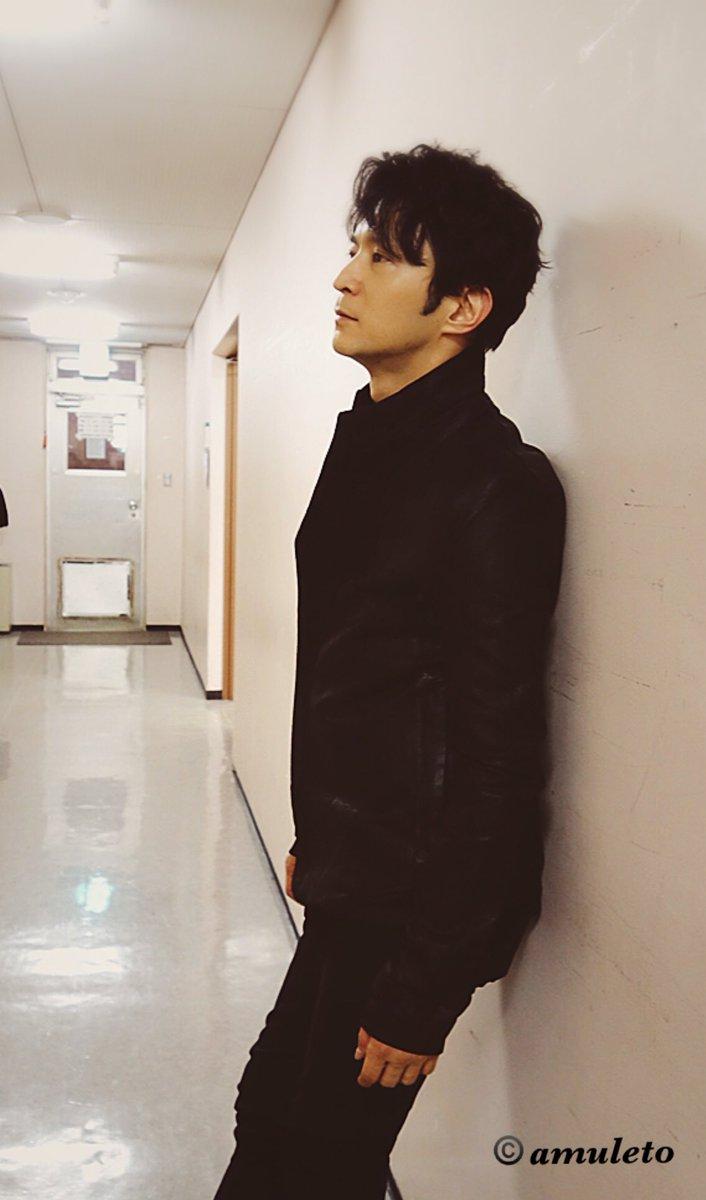 <津田健次郎> 本日は、朗読劇『百花百狼 ~戦国忍法帖~ 春風幻想録』でした。  ご来場、ありがとうございました。  #百花百狼