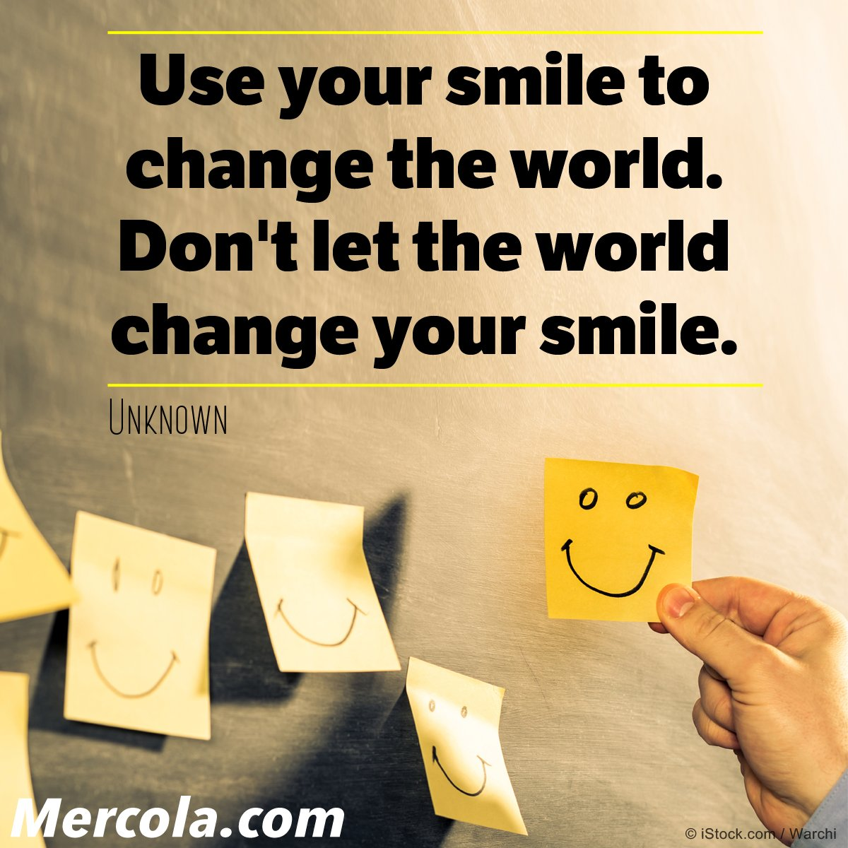 Dr Joseph Mercola On Twitter Use Your Smile To Change The World