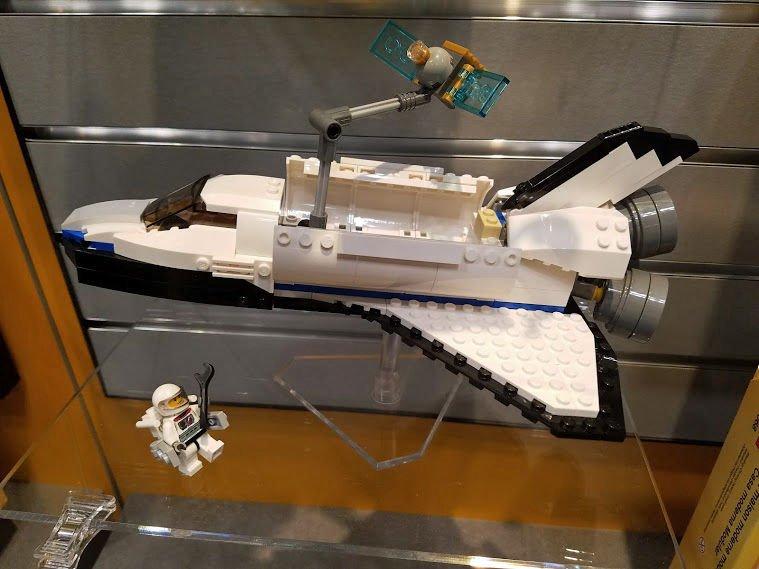 #Geek Awesome of the Day: 2017 #LEGO Creator Space Shuttle Explorer via @SPACEdotcom Pic by @tariqjmalik #SamaGeek