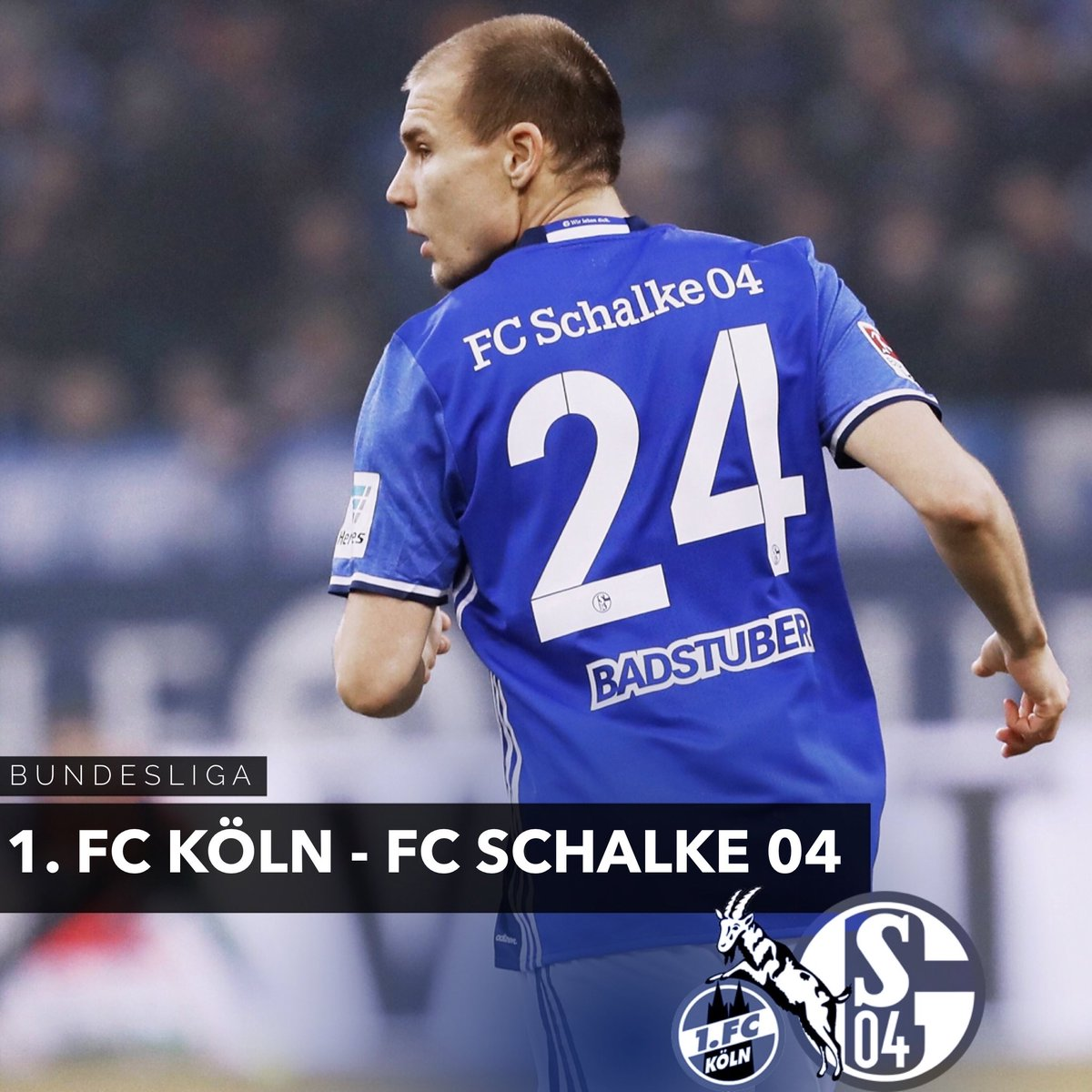 Matchday! 👊 #KOES04 https://t.co/LAOBYwE7rx