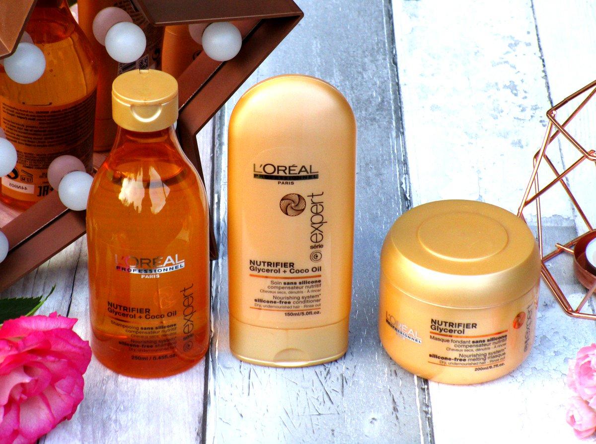 NEW POST ALERT! L'Oréal Professionnel Série Expert Nutrifier Collection Reviewed! #bbloggers #grlpowr @lorealprouk  http:// ow.ly/6kPQ3098QVS  &nbsp;  <br>http://pic.twitter.com/2twhTobPKk