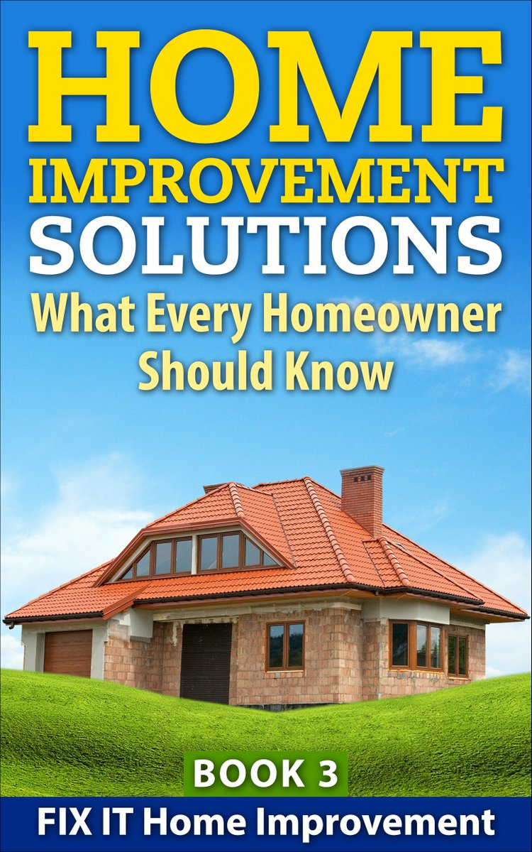 Have you downloaded our Book 3 yet?  You&#39;ll learn some great home improvement tips!   http:// a.co/fUtz5ZE  &nbsp;    #ebook #HomeImprovement <br>http://pic.twitter.com/qPRX9Vvouo