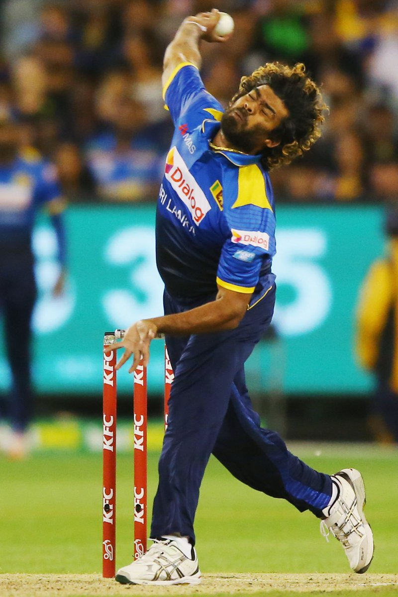 Malinga and Kulasekara share 6 wickets as Australia are bowled out for...