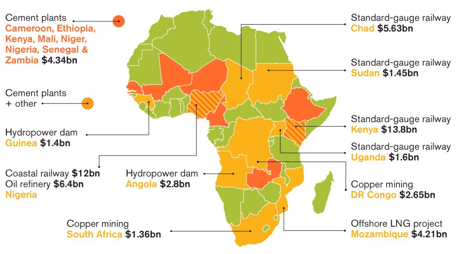 What impact is Chinese investment &amp; trade having on African #forests? Read our new #longread --&gt;  http://www. iied.org/mist-clears-ch ina-african-forests &nbsp; …  #ChinaAfrica<br>http://pic.twitter.com/6v6KWdzbTX