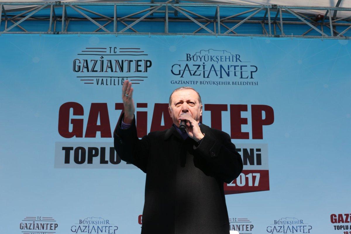 Meclis, AK Parti ve MHP'nin gayreti ile üzerine düşeni yaptı. Şimdi sı...
