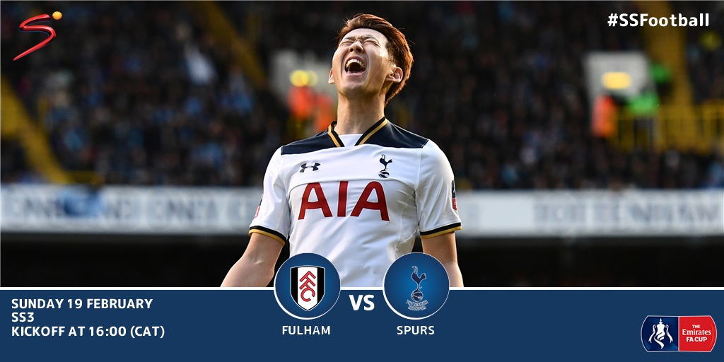 Spurs have only won two of their last 14 away matches and face Fulham...