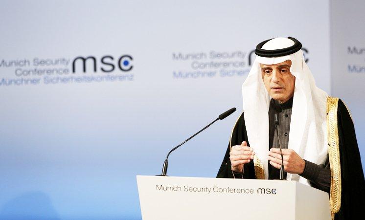 #الجبير: نجل أسامة بن لادن ذهب ليعيش بأمان في #إيران , https://t.co/qO...
