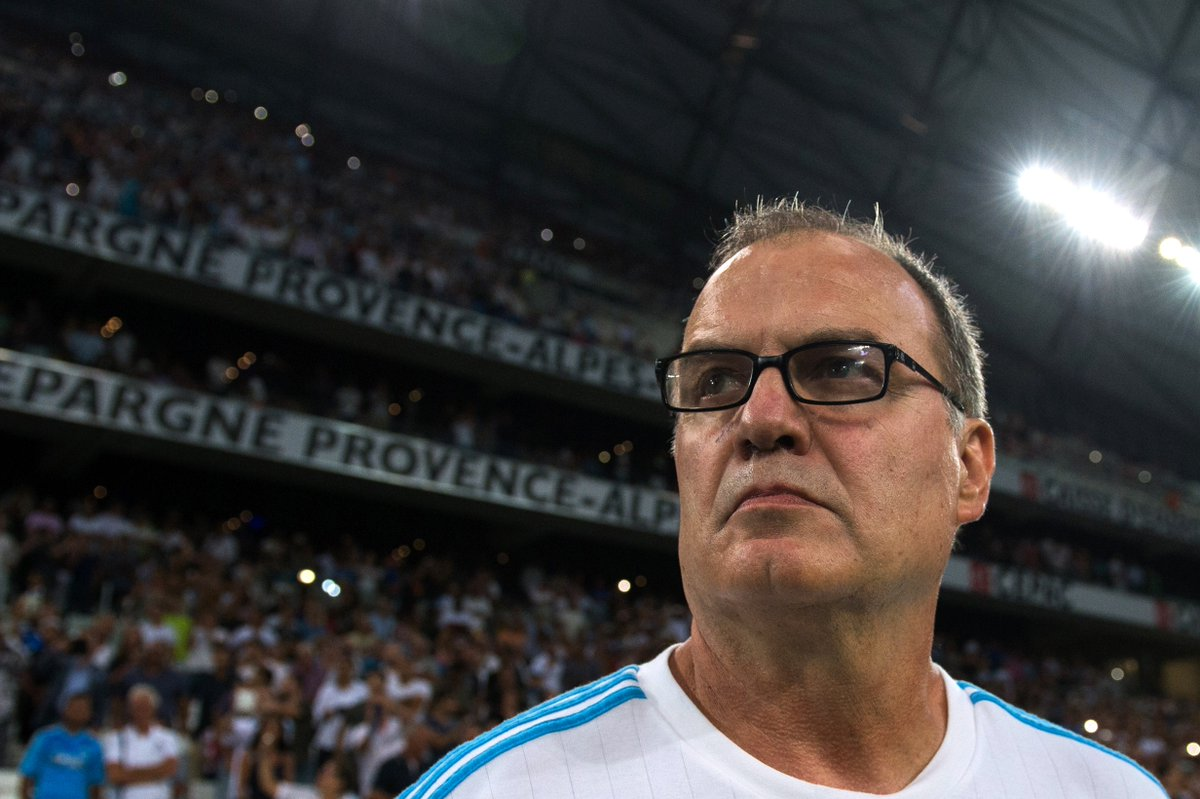 OFFICIAL: Lille have confirmed that Marcelo Bielsa will take over as c...