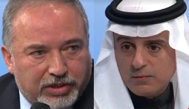 جمعتهما قاعة واحدة... #ليبرمان و #الجبير يهاجمان #إيران في #ميونيخ  ht...