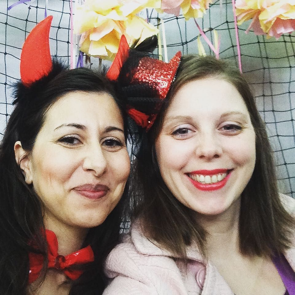 A devil and a burlesque lady #carnival #masquerade #masqueradeparty #party #devil #lady #i…  http:// ift.tt/2lXbNm8  &nbsp;  <br>http://pic.twitter.com/yHJBiXPnGA