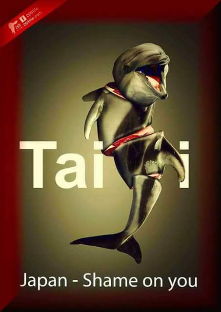 Join #OpKillingBay today if you LOVE  #Dolphins  &amp; HATE #Taiji  #DolphinProject #CoveGuardians #StopDelfinarios  https:// sites.google.com/site/opkilling baytaiji/home &nbsp; … <br>http://pic.twitter.com/CvkJVeihmC