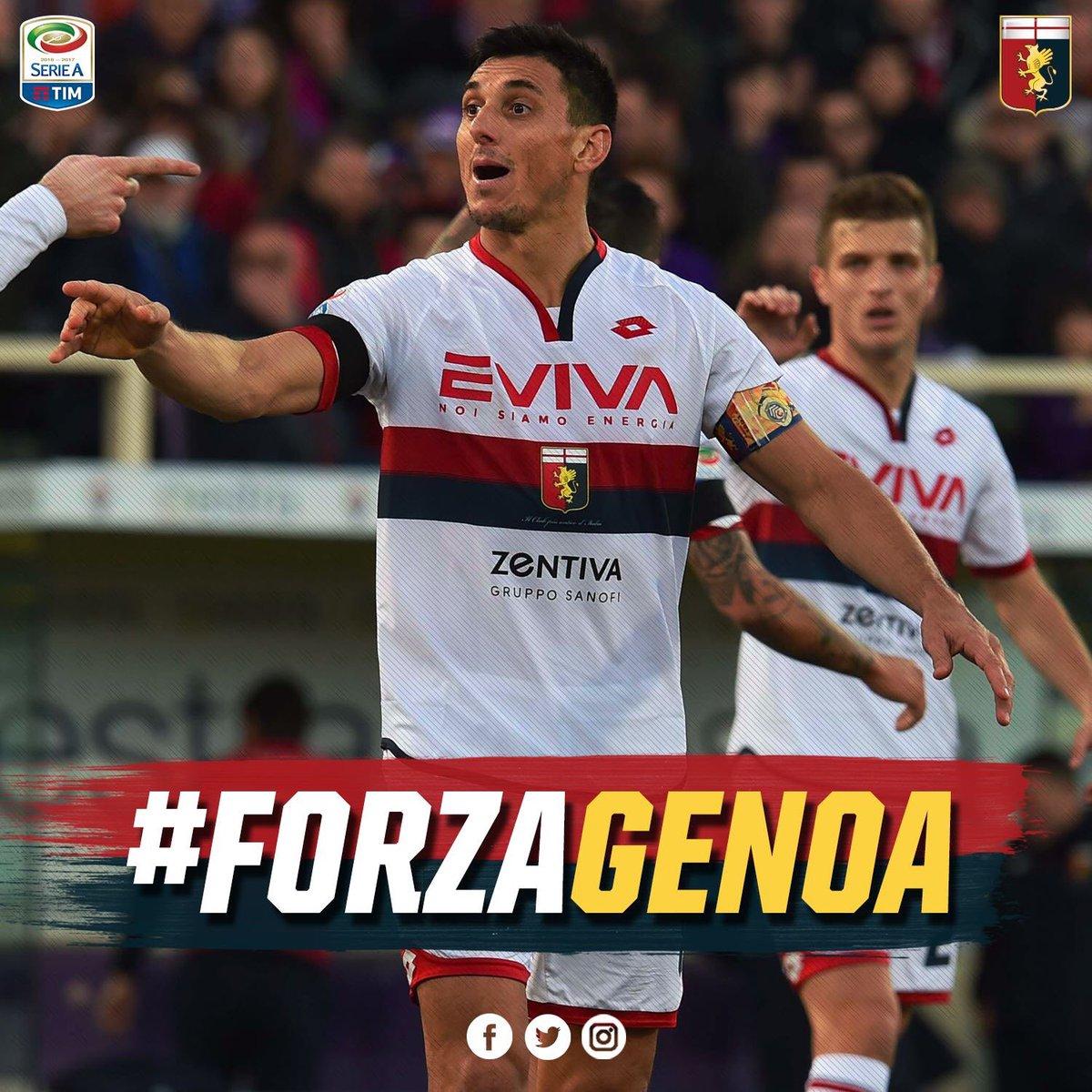 🔴🔵 Alle 15 inizia la sfida con il Pescara. Al seguito del Grifone circ...