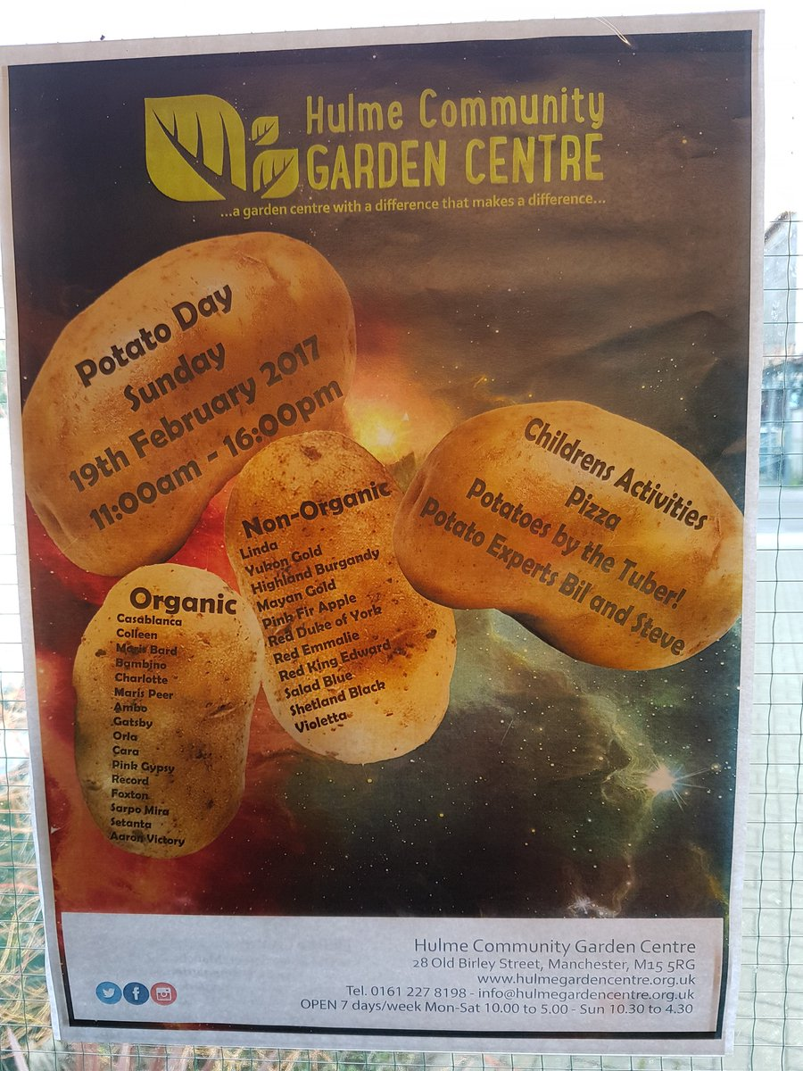 Hulme Garden Centre on Twitter: \