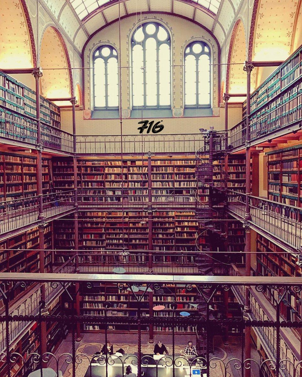 La #bibliothèque du @rijksmuseum à #amsterdam et ses chercheurs impassibles malgré les flashs @Iamsterdam   http:// 716lavie.com/amsterdam-pays -bas/ &nbsp; … <br>http://pic.twitter.com/GfdeD0QjmY