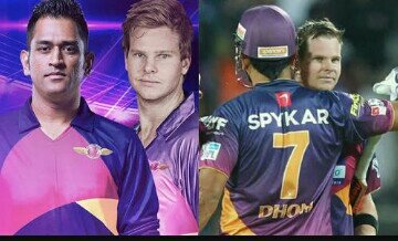 IPL: Steve Smith to replace MS Dhoni as Rising Pune Supergiants captain #Dhoni #PuneSupergiants #stevesmith<br>http://pic.twitter.com/tWMWQ3XHTo