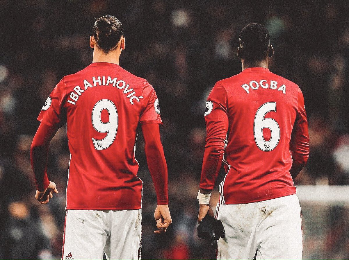 One for the Manchester United fans to retweet. #MUFC