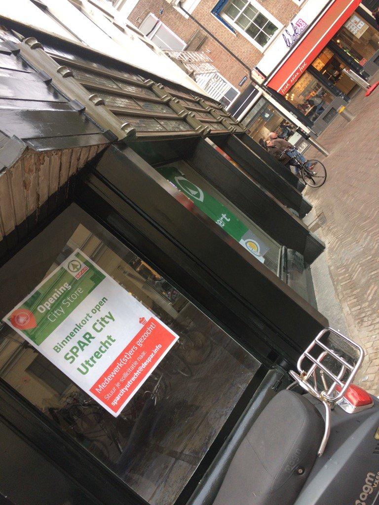 Hans Dinkelberg On Twitter Trend Supermarkten In De Binnenstad