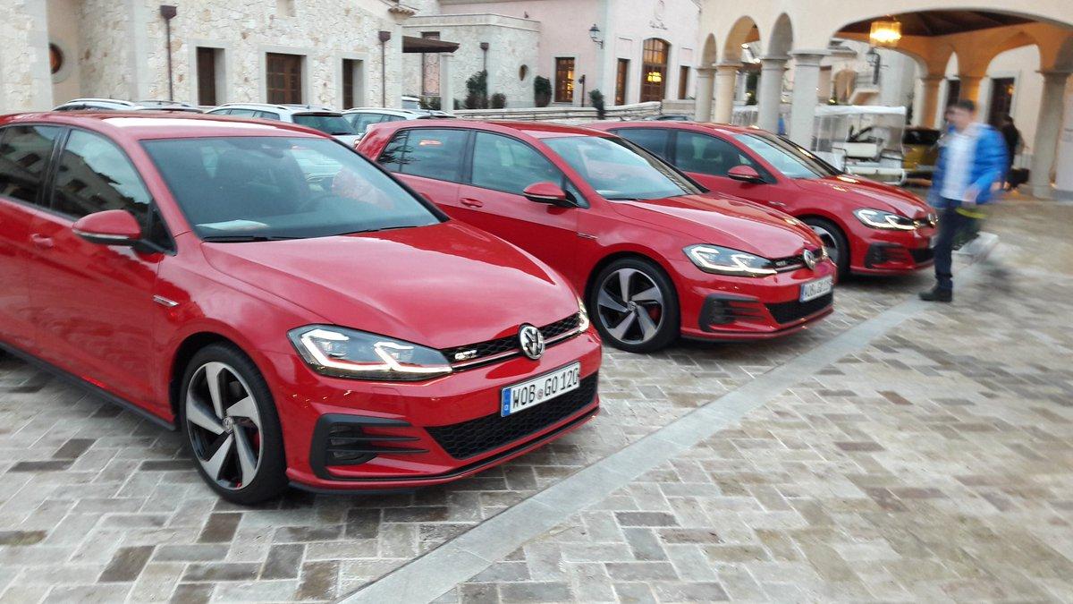 La nouvelle #VW #golf #Gti 230ch (en attendant en France la 245ch) est arrivée c&#39;est sur ma chaîne ;) Go les amis !   https:// youtu.be/DfNL03qOmR4  &nbsp;  <br>http://pic.twitter.com/QoGZG1L0gm