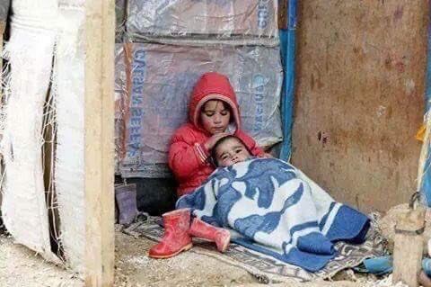 'اللهُم هوّن البرد على منّ لا مأوى له ' #هون_البرد https://t.co/e3NYtn...