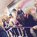 Two years ago today we opened the Eric Trump Foundation Surgery & ICU center at @StJude. #FindACure   #Illbeback