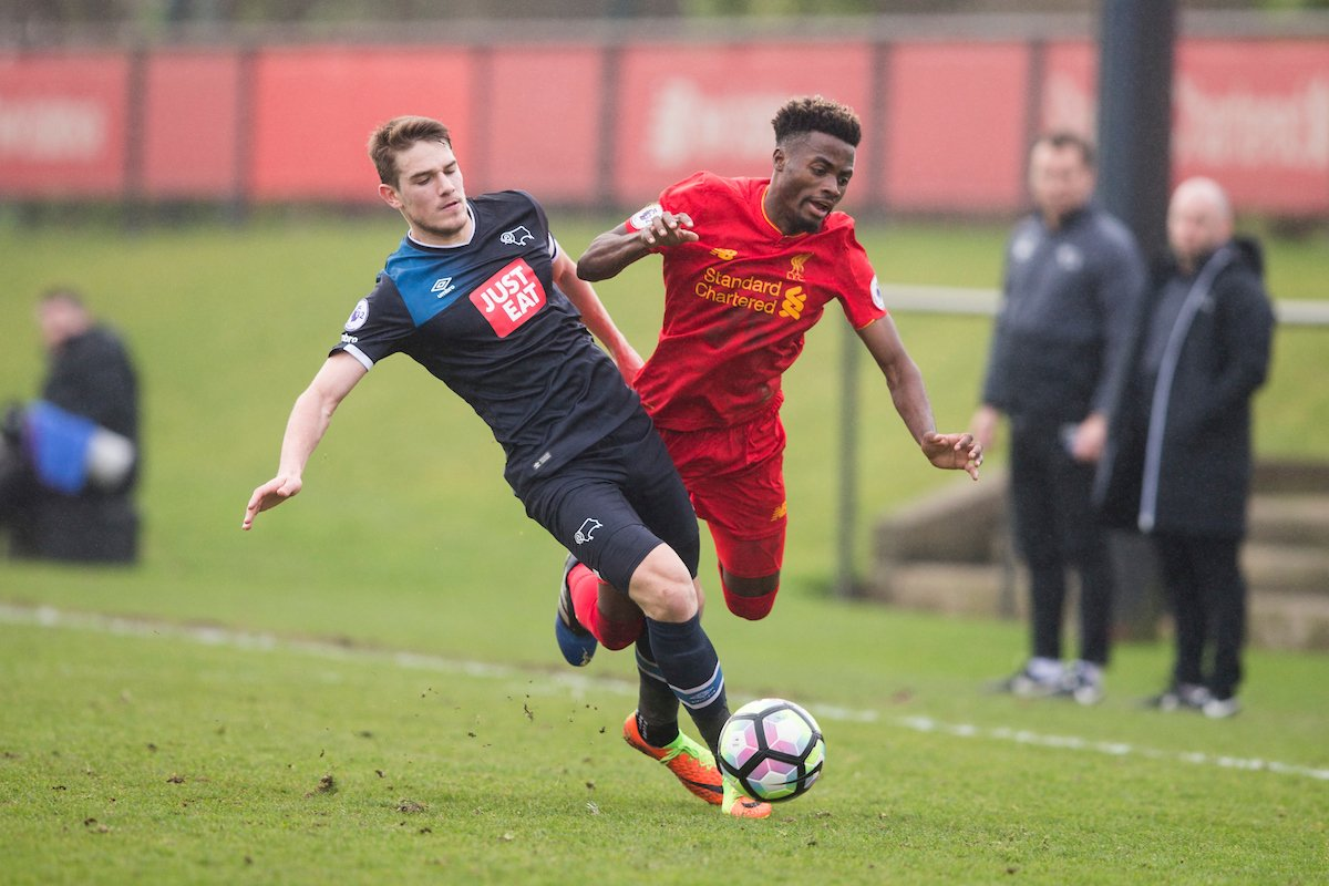📸 #LFCU23s are pushing for a winner in the closing stages! https://t.c...