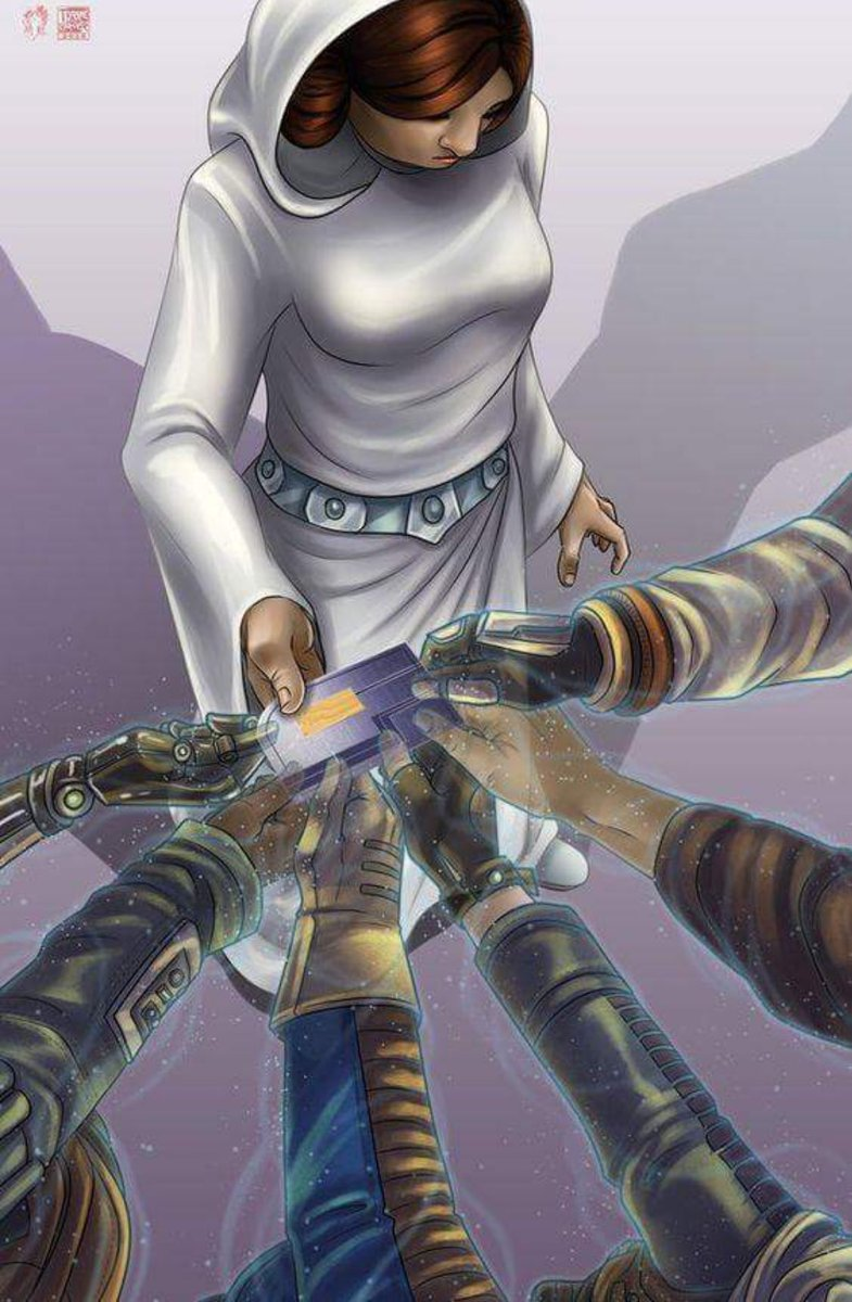 Many Rebels died to bring you these plans... #StarWars #PrincessLeia <br>http://pic.twitter.com/p31ochBoB5