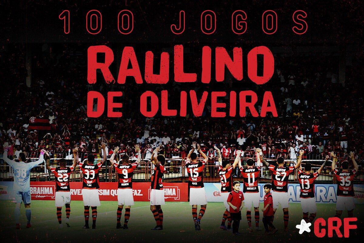 Uma marca especial: hoje acontece o jogo de número 100 do Mengão no Ra...