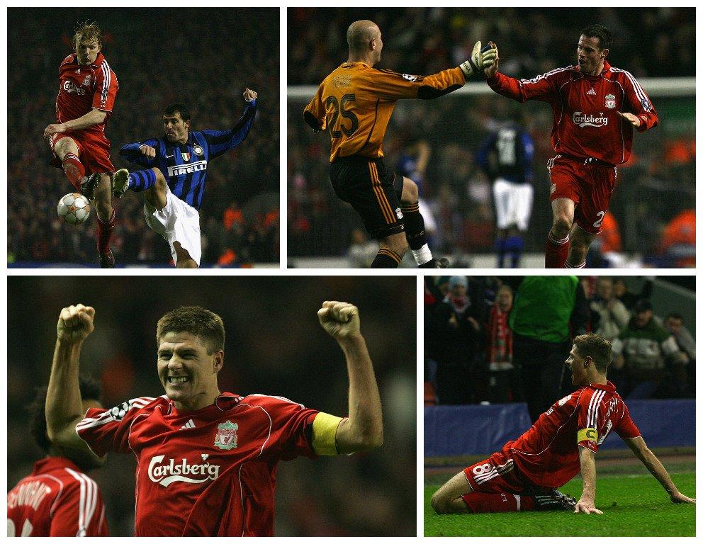 🗓 #OnThisDay in 2008, @Kuyt & Steven Gerrard scored late goals to...