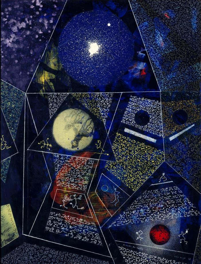 Max Ernst - 'Le Monde Des Naïfs' 1965 https://t.co/R2ikDwdnA9 rt @literatura_rte