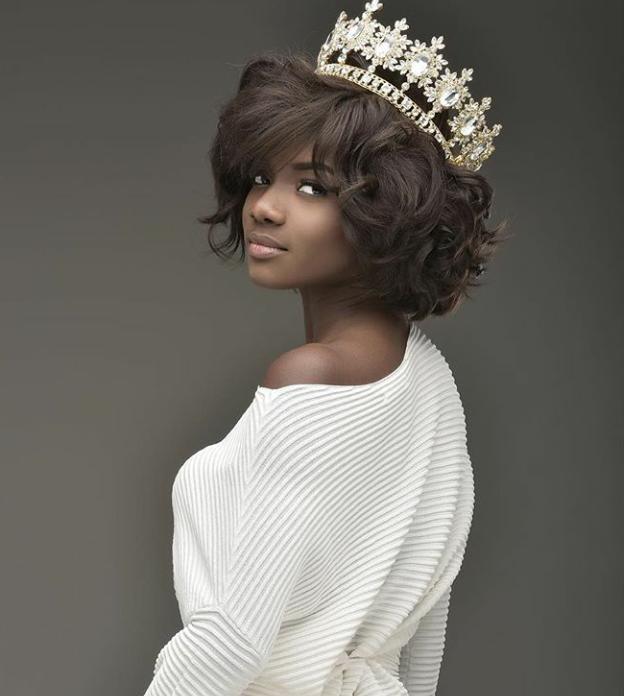 Joyeux anniversaire à @Maggaly_ Nguema #Gabon #People #MissGabon<br>http://pic.twitter.com/YVfS6335QI