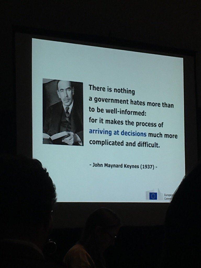 Das Problem mit evidenzbasierter Politik. via @EU_ScienceHub https://t...