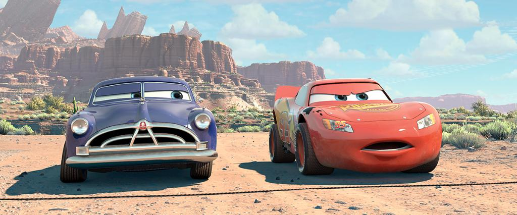 Start your engines. #Cars is on @FreeformTV today at 12 11c! https://t...