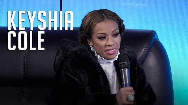 .@KeyshiaCole on Having a Dating Show, What Kind of Man She Wants + New Music w/ @nessnitty! https://t.co/huPewczjYs https://t.co/bxStPcKn06
