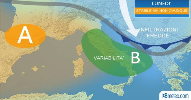 Previsioni #meteo per questo #20febbraio in 90 secondi  ►https://t.co/...