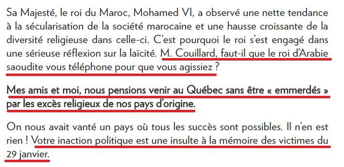 Un Québécois d&#39;origine égyptienne n&#39;est pas tendre à l&#39;égard de Couillard. Vraiment pas.  http:// plus.lapresse.ca/screens/7d54cd 5a-71e2-42e9-bfcd-2ca06e5eed6a%7C_0.html &nbsp; …  #PolQc #PLQ #Laïcité<br>http://pic.twitter.com/1LcVNoezJt