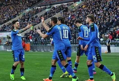 Video: Udinese vs Sassuolo
