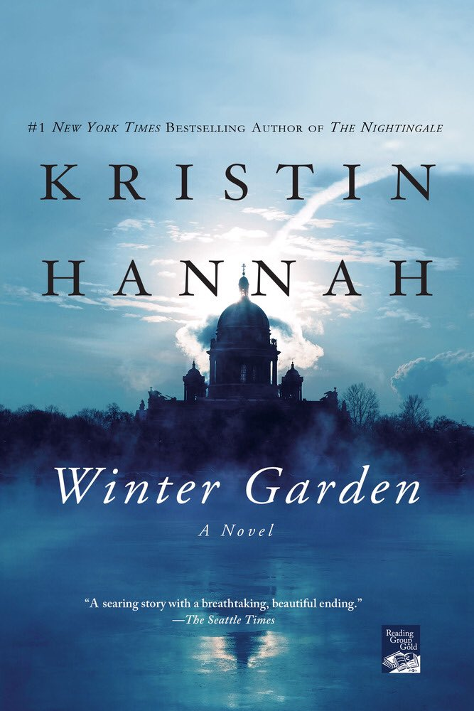 Loved Winter Garden by Kristin Hannah — the perfect airplane read! https://t.co/IyttHaIac4