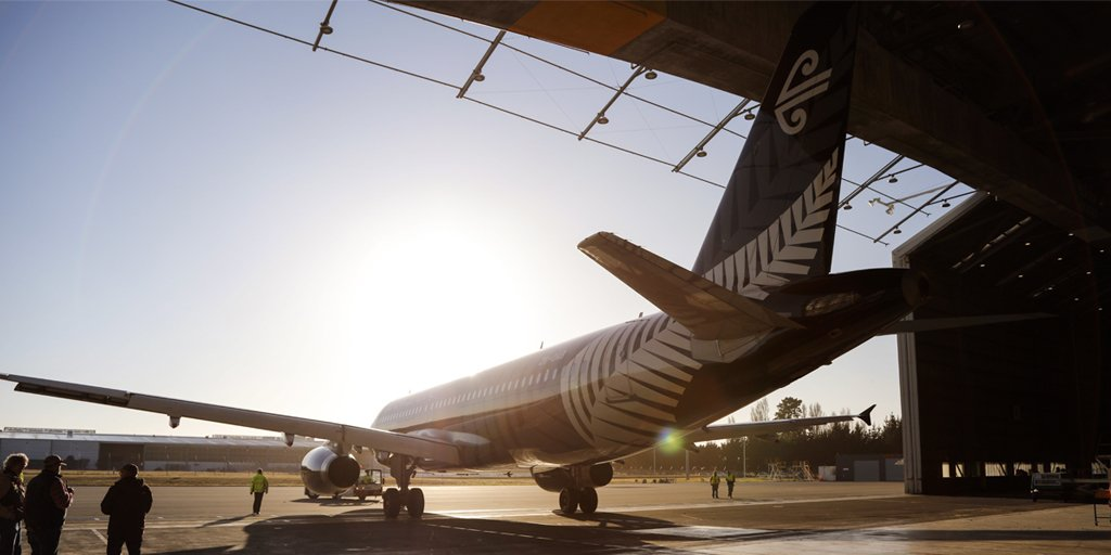 """New Zealand News Twitter: Air New Zealand ️ On Twitter: """"Follow Us For The Latest"""