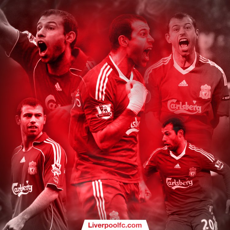 🗓 @Mascherano became a Red #onthisday in 2007! 🔴 https://t.co/MyjFUCQ0...